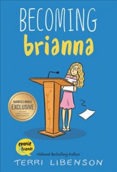 Becoming Brianna book cover