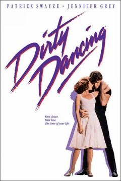 Dirty dancing book cover