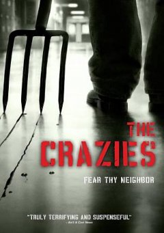 The crazies book cover
