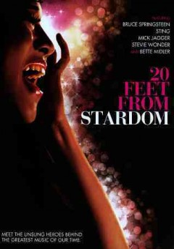 Twenty feet from stardom book cover