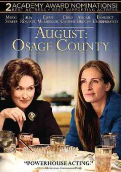 August: Osage County book cover