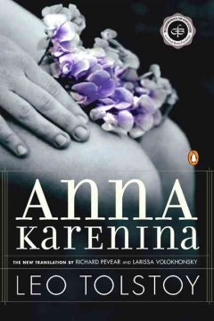 Anna Karenina : a novel in eight parts book cover