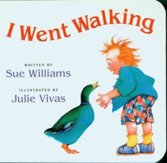 I went walking book cover