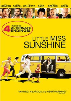 Little Miss Sunshine book cover