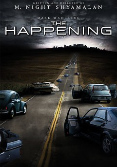 The happening book cover