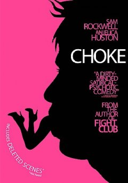 Choke book cover