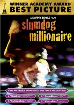 Slumdog millionaire book cover