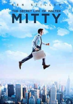 The secret life of Walter Mitty book cover