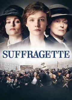 Suffragette book cover