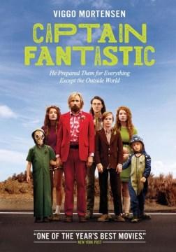 Captain Fantastic book cover