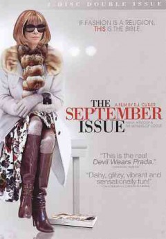 Catalog record for The September issue : Anna Wintour and the making of Vogue