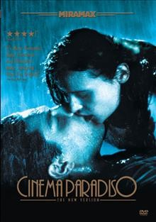 Cinema paradiso : the new version book cover