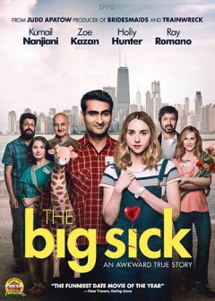 The big sick book cover