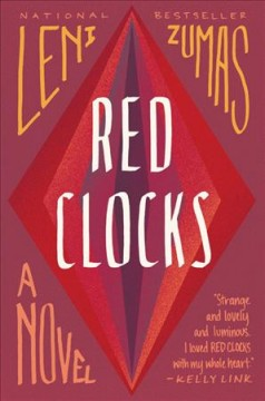 Red clocks : a novel book cover