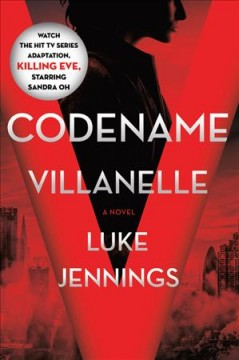 Codename Villanelle book cover