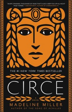 Circe : a novel book cover