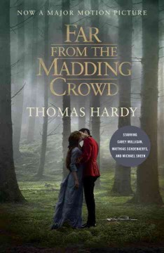 Far from the madding crowd. book cover