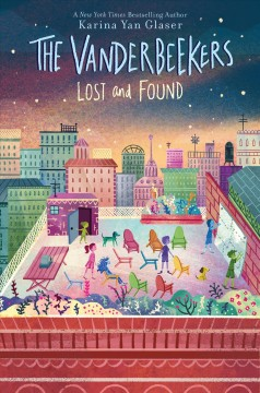The Vanderbeekers lost and found book cover