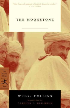 The moonstone book cover