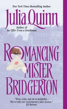 Romancing Mister Bridgerton book cover