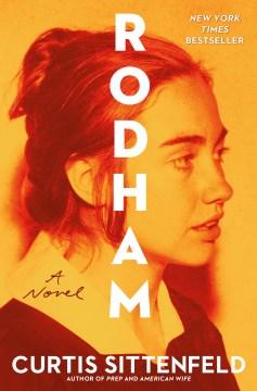 Rodham : a novel book cover