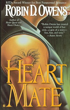 Heart mate book cover