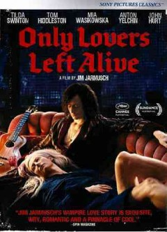 Only Lovers Left Alive book cover
