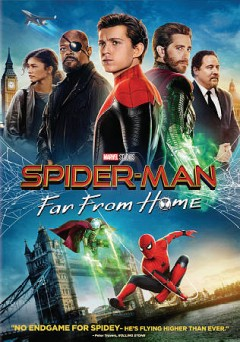 Catalog record for Spider-Man. Far from home