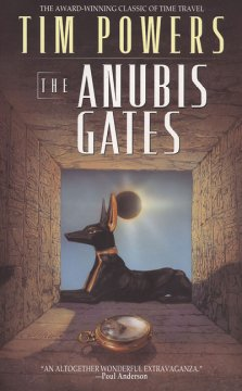 The Anubis gates book cover