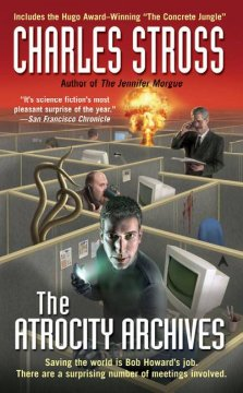 The atrocity archives book cover