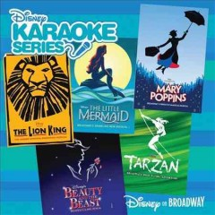 Disney on Broadway. book cover