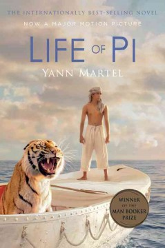 Life of Pi : a novel book cover