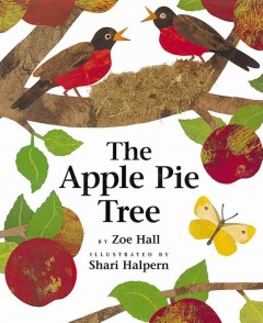 The apple pie tree book cover