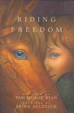 Riding freedom book cover