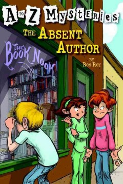 The absent author book cover