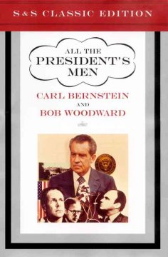 Catalog record for All the president's men
