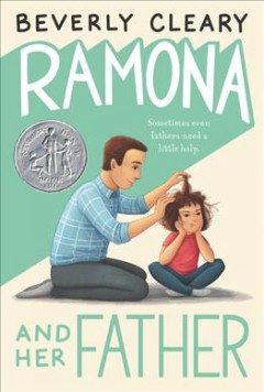 Ramona and her father book cover
