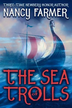 The sea of trolls book cover