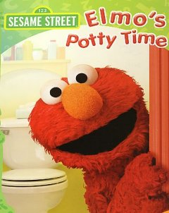 Elmo's world : Elmo's potty time book cover