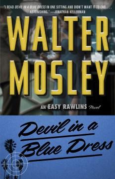 Devil in a blue dress book cover