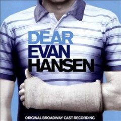 Dear Evan Hansen : original Broadway cast recording book cover