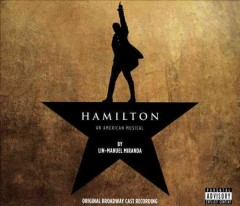 Hamilton : original Broadway cast recording book cover