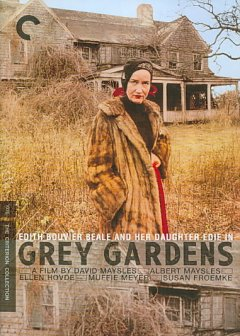 Grey Gardens book cover