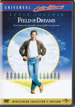 Field of dreams book cover