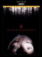 The Blair Witch project book cover