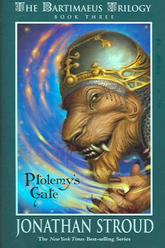 Ptolemy's gate book cover