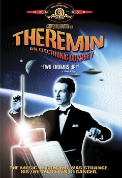 Theremin : an electronic odyssey book cover
