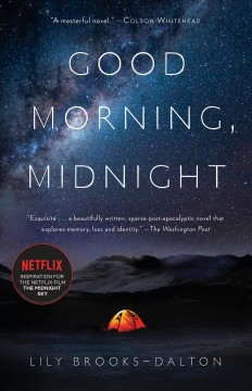 Good morning, midnight : a novel book cover