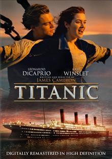 Titanic book cover