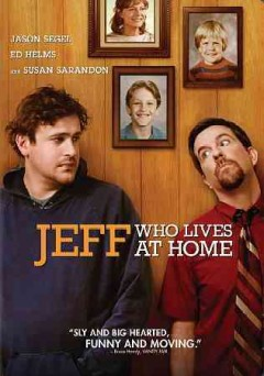 Jeff who lives at home book cover